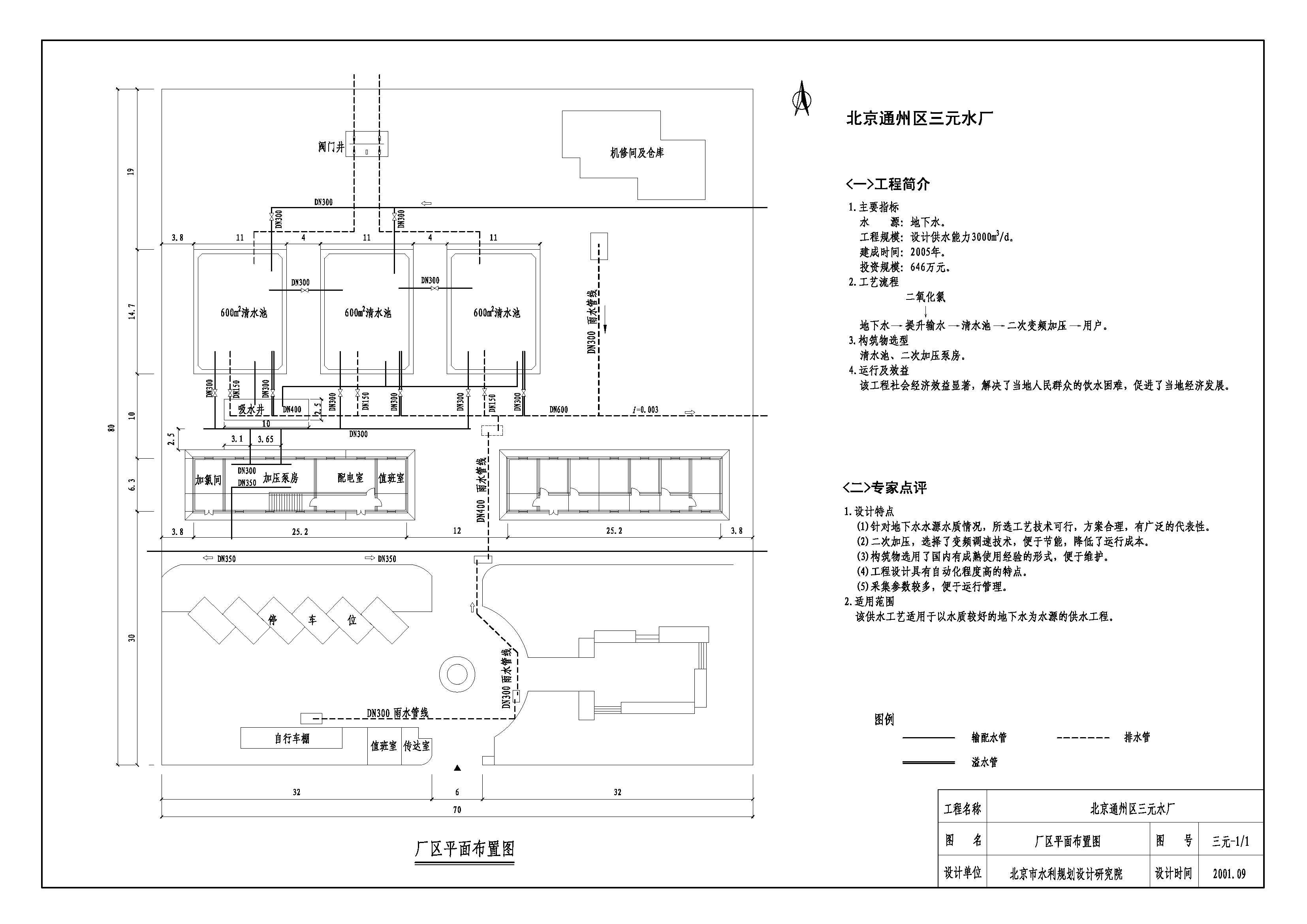 厂区平面布置图(有图片链接,可点击查看)